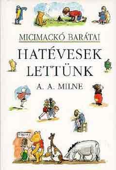 Hatévesek lettünk című könyvünk borítója