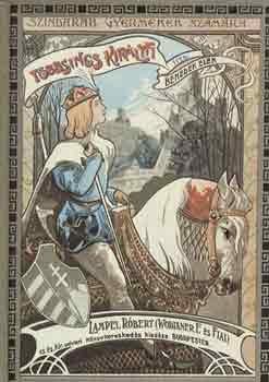 Többsincs királyfi - Magyar népmese három felvonásban (reprint) című könyvünk borítója