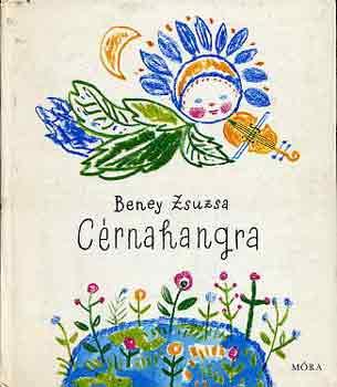 Cérnahangra című könyvünk borítója