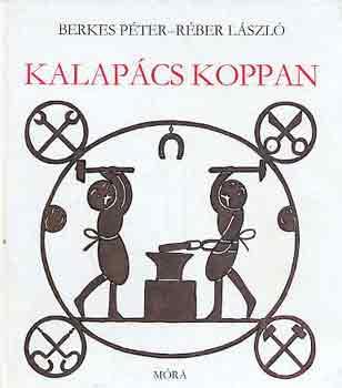 Kalapács koppan című könyvünk borítója