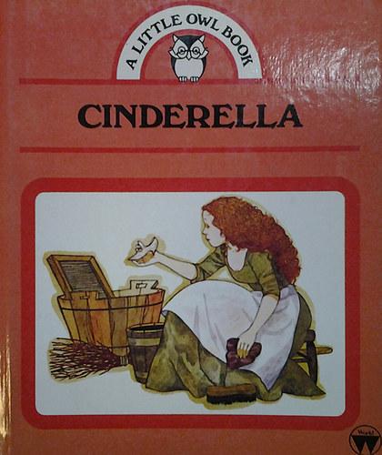 Cinderella című könyvünk borítója