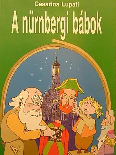 A nürnbergi bábok című könyvünk borítója
