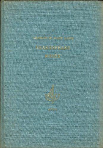 Shakespeare mesék című könyvünk borítója