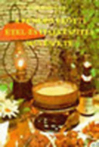 A vendég előtti étel- és italkészítés művészete című könyvünk borítója