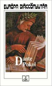 Pokol - Európa diákkönyvtár című könyvünk borítója