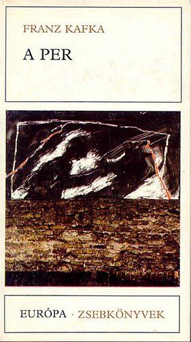 A per című könyvünk borítója