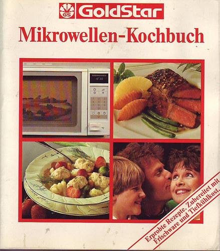 Mikrowellen-Kochbuch című könyvünk borítója