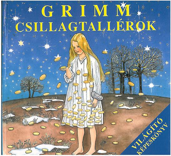 Csillagtallérok - világító képeskönyv című könyvünk borítója