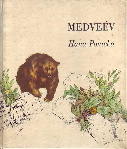 Medveév című könyvünk borítója