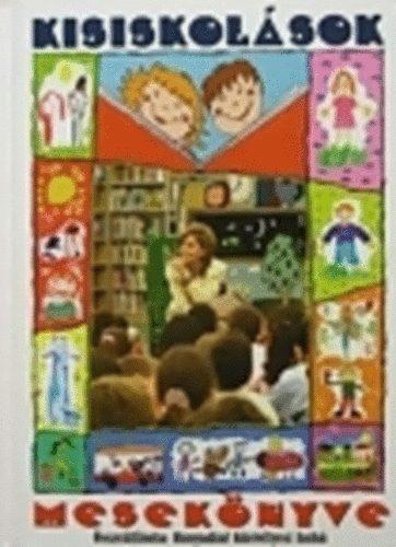 Kisiskolások mesekönyve című könyvünk borítója