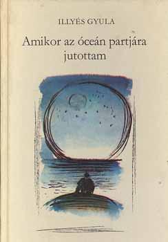 Amikor az óceán partjára jutottam című könyvünk borítója