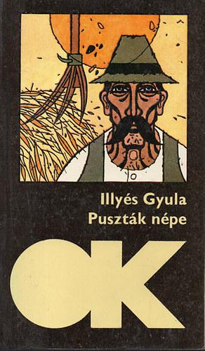 Puszták népe című könyvünk borítója