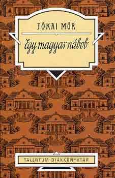 Egy magyar nábob  című könyvünk borítója