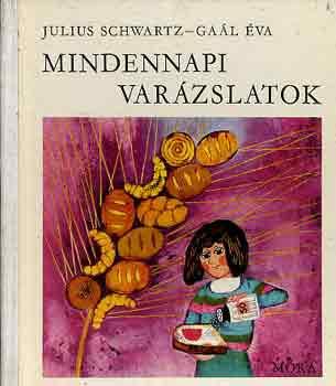Mindennapi varázslatok című könyvünk borítója