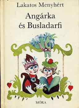Angárka és Busladarfi című könyvünk borítója