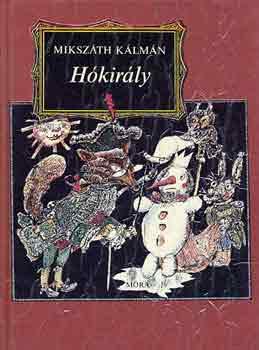 Hókirály című könyvünk borítója