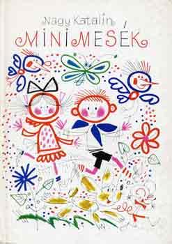 Minimesék című könyvünk borítója