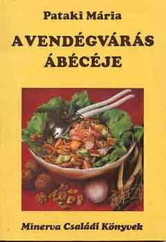 A vendégvárás ábécéje című könyvünk borítója