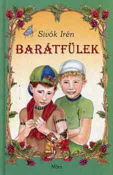 Barátfülek című könyvünk borítója