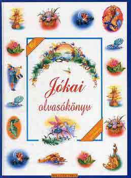 Jókai olvasókönyv című könyvünk borítója