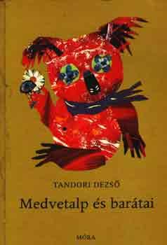 Medvetalp és barátai című könyvünk borítója