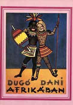 Dugó Dani Afrikában című könyvünk borítója