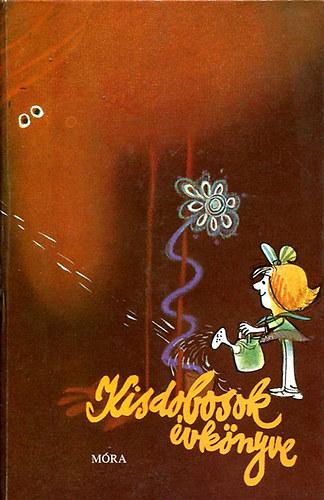 Kisdobosok évkönyve 1979 című könyvünk borítója