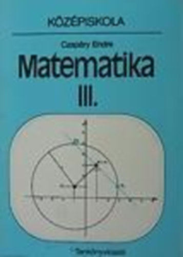 Matematika III.- középiskola