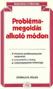 Problémamegoldás alkotó módon