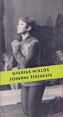 Johanna éjszakája és más vígjátékok