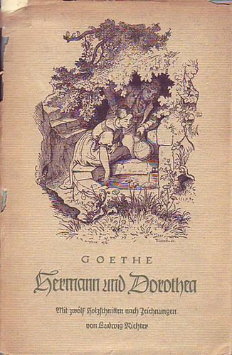 Hermann und Dorothea (gótbetűs)