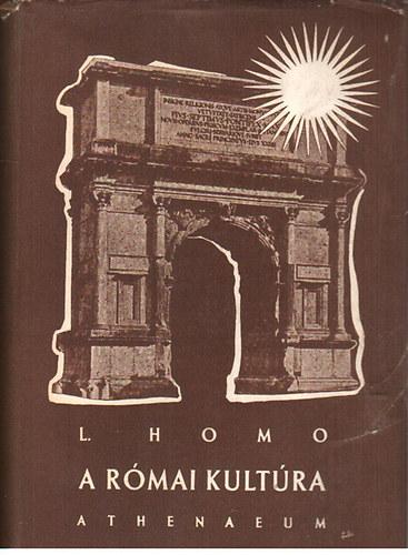A római kultúra
