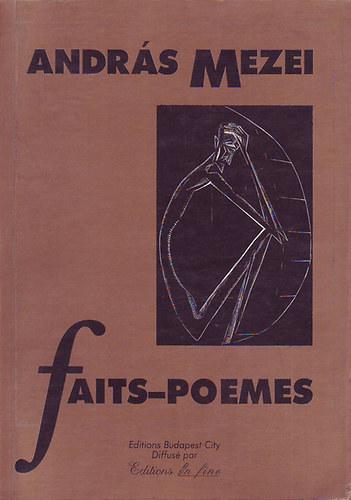 Faits - Poemes