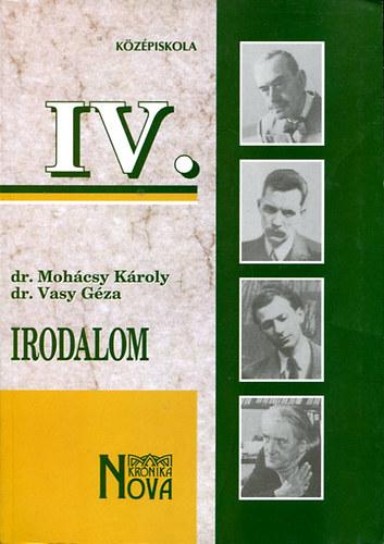 Irodalom IV.