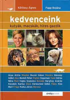 kedvenceink - kutyák, macskák, híres gazdik