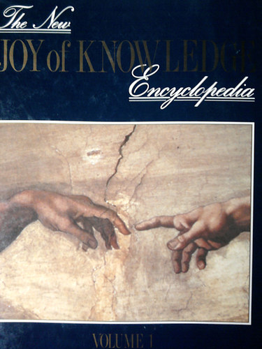 The New Joy of Knowledge Encyclopedia - The Human Body  (vol. 1)