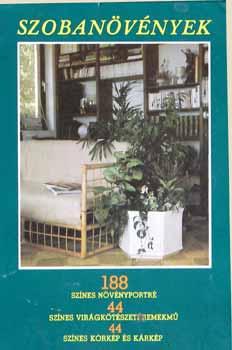 Szobanövények - 188 színes növényportré.....
